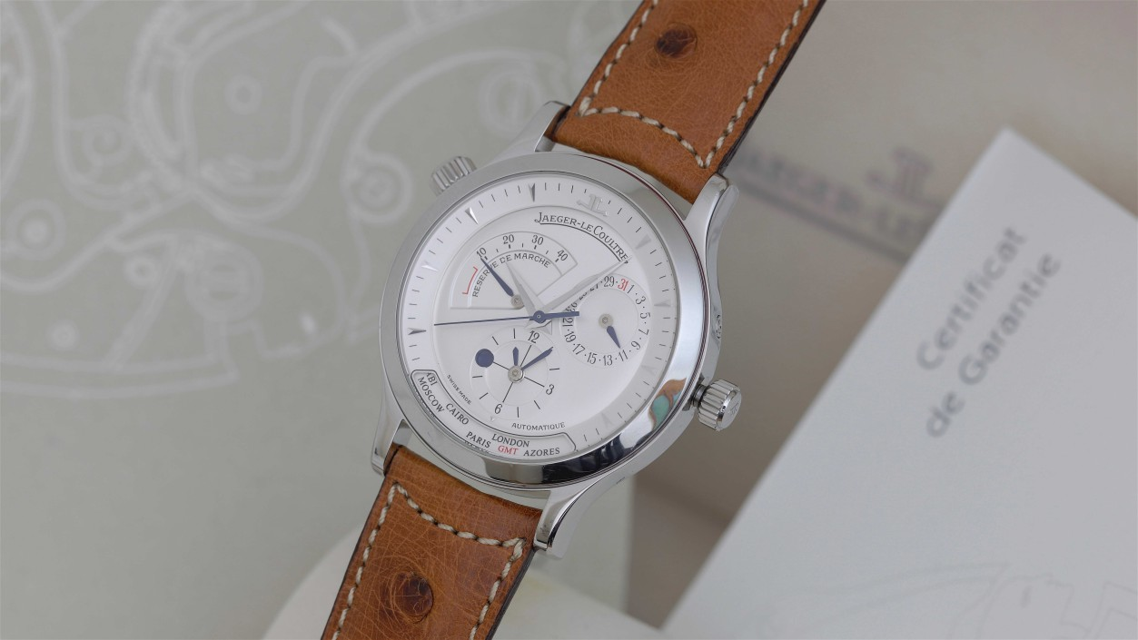 e54ff1b1265 Jaeger-LeCoultre Master Geographic